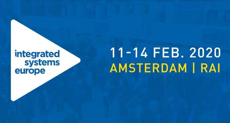 ISE 11-14 feb 2020 Amsterdam RAI